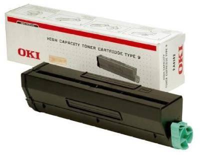 Original Oki 01101202 Black Toner Cartridge