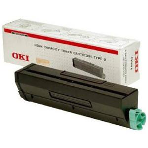 Original Oki 09004169 Black Toner Cartridge