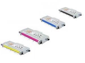 Compatible Lexmark 0C500H2 Set Of 4 Toner Cartridges (Black,Cyan,Magenta,Yellow)