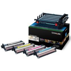 Original Lexmark 0C540X74G Black & Colour (Cyan, Magenta & yellow) Imaging Kit