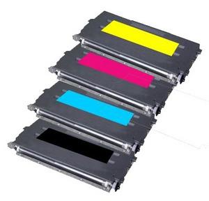 Compatible Lexmark C736H1 High Capacity Toner Cartridge Multipack (Black/Cyan/Magenta/Yellow)