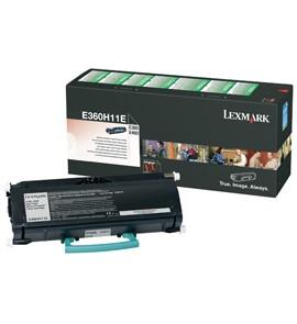 Original Lexmark 0E360H11E Black Toner Cartridge