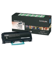 Original Lexmark 0X264A11G Black Toner Cartridge