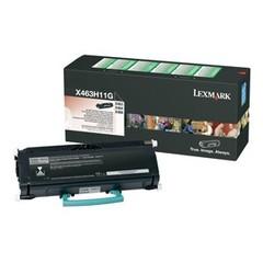 Original Lexmark 0X463H11G Black Toner Cartridge
