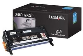 Lexmark Original 0X560H2KG Black Toner Cartridge