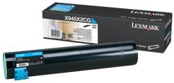 Original Lexmark 0X945X2CG Cyan Toner Cartridge