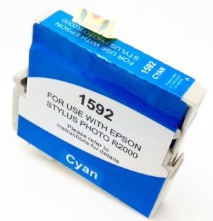 Epson Compatible T1592 Cyan Ink Cartridge