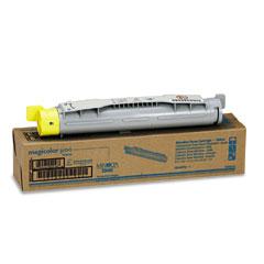 Original 1710490-002 Konica Minolta Yellow Toner Cartridge