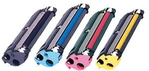 Original Konica Minolta 1710517 Toner Cartridge Multipack (1710517-005/008/007/006)