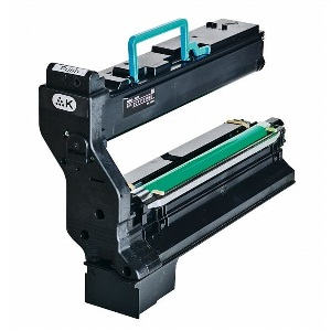 Compatible Konica Minolta 1710604-005 Black Toner Cartridge