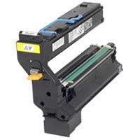 Compatible Konica Minolta 1710604-006 Yellow Toner Cartridge