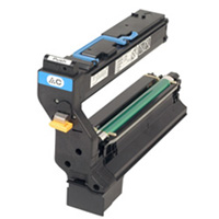 Compatible Konica Minolta 1710604-008 Cyan Toner Cartridge