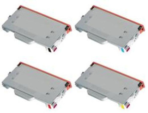 Compatible Lexmark 20K140 Set Of 4 Toner Cartridge (Black,Cyan,Magenta,Yellow)