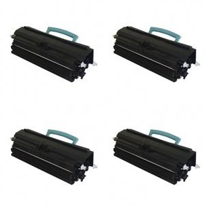 Original Lexmark 24B55 4 Colour Toner Cartridge Multipack (Black/Cyan/Magenta/Yellow)