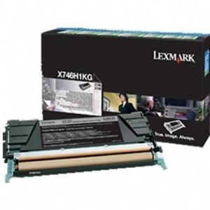 Original Lexmark 24B5700 Black Toner Cartridge
