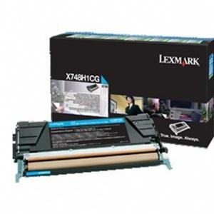 Original Lexmark 24B5701 Cyan Toner Cartridge