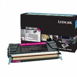 Original Lexmark 24B5702 Magenta Toner Cartridge
