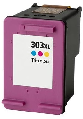 Remanufactured HP 303XL High Capacity Colour Ink Cartridge T6N03AE