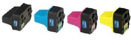 Compatible HP 363 Set of 4 High Capacity Ink Cartridges Black/Cyan/Magenta/Yellow