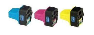 Compatible HP 363 Set of 3 High Capacity Ink Cartridges Cyan/Magenta/Yellow