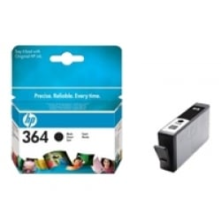 HP 364 (CB316EE) Black Standard Capacity Original Ink Cartridge