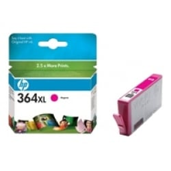 HP 364XL (CB324EE) Magenta High Capacity Original Ink Cartridge