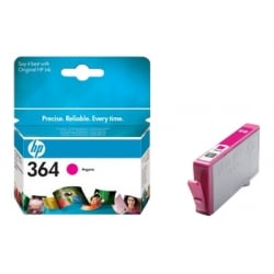 HP 364 (CB319EE) Magenta Standard Capacity Original Ink Cartridge