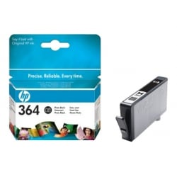 HP 364 (CB317EE) Photo Black Standard Capacity Original Ink Cartridge