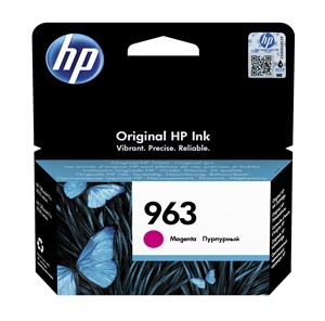 Original HP 963 Magenta Inkjet Cartridge (3JA24AE)
