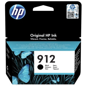 Original HP 912 Black Inkjet Cartridge (3YL80AE)