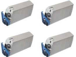 Oki 413042 Compatible Toner Cartridge Multipack (41304212/11/10/09)