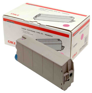 Original Oki 41963006 Magenta Toner Cartridge