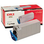 Original Oki 41963008 Black Toner Cartridge