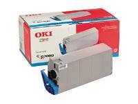 Original Oki 41963607 Cyan Toner Cartridge