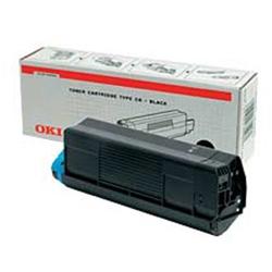 Original Oki 42127457 Black Toner Cartridge