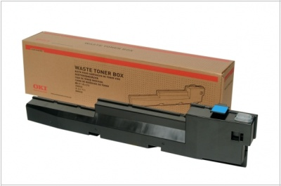 Original Oki 42869403 Waste Toner Box
