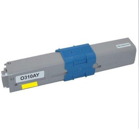 Oki 44973533 Yellow Compatible Cartridge