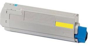 Oki Original 44973533 Yellow Cartridge