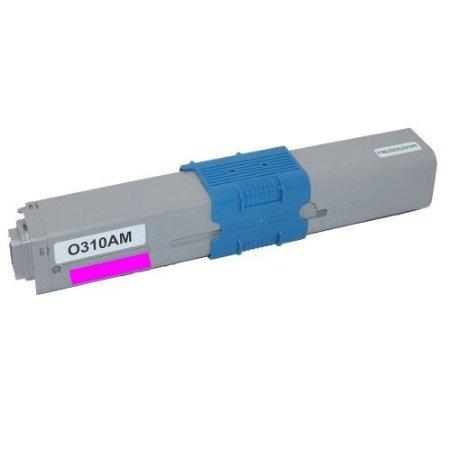 Oki 44973534 Magenta Compatible Cartridge