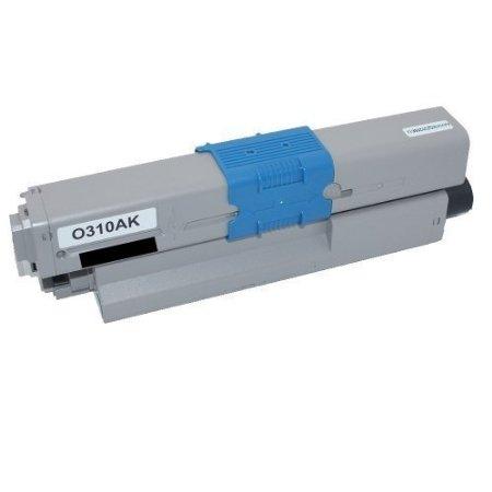 Oki 44973536 Black Compatible Cartridge
