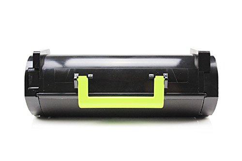 Lexmark 500XA Extra High Capacity Black Compatible Toner Cartridge (502X)