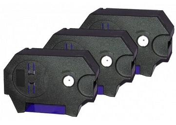 Compatible Francotyp Postalia 51.0019.5303.00 Cartridges (set of 3)