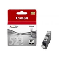 CLI-521BK Original Canon Black Ink Cartridge