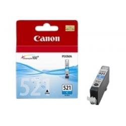 CLI-521C Original Canon Cyan Ink Cartridge