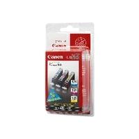 CLI-521 Original Multi Pack 3 Colours C/M/Y