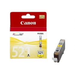 CLI-521Y Original Canon Yellow Ink Cartridge