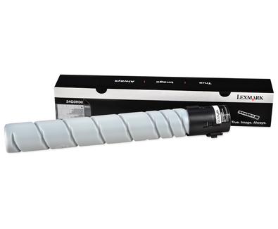 Lexmark Original 54X Black Toner Cartridge (54G0H00)