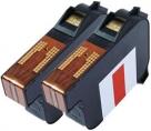 Francotyp Postalia 58.0033.3139.00 Compatible Cartridges (set of 2)