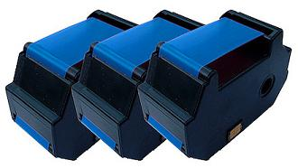 Francotyp Postalia 58.0034.3071.00 Compatible Ribbon Cassette (Pack Of 3)