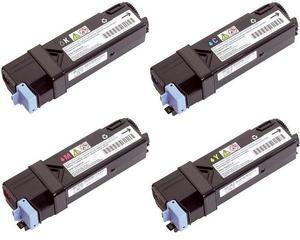 Dell Original 593-1031 Toner Cartridge Multipack (Black/Cyan/Magenta/Yellow)